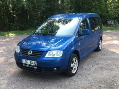 usata VW Caddy Maxi Life