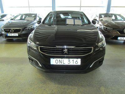 begagnad Peugeot 508 1,6 HDI