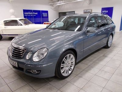 begagnad Mercedes E280 E-Klass7G-Tronic Avantgarde