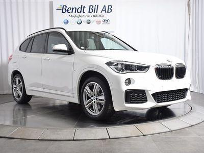 begagnad BMW X1 xDrive20d / M-Sport / Navigation Plus