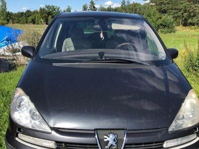 begagnad Peugeot 807