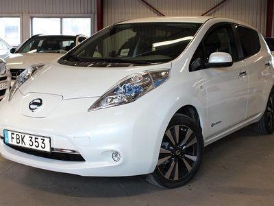 begagnad Nissan Leaf 30kwh
