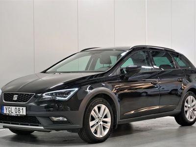 begagnad Seat Leon X-Perience 1.6 TDI 4WD Drag (110hk)