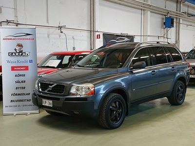 used Volvo XC90 T6 AWD Automat Base 272hk,7 SITS,G -05