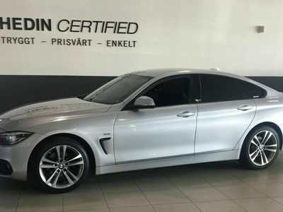 begagnad BMW 420 Gran Coupé d xDrive Sport line GPS / BACKKAMERA