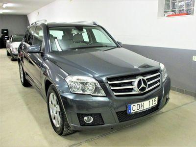 begagnad Mercedes GLK220 CDI 4MATIC 7G-Tronic Navi Kamera 170Hk