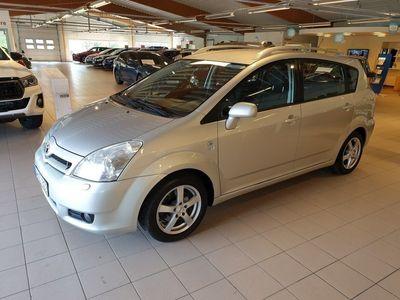 begagnad Toyota Corolla Verso 1,8 Man. Business 7-sits V-hjul Drag 2005, Kombi 35 000 kr