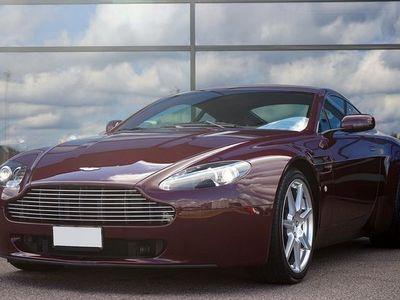 begagnad Aston Martin V8 Vantage 4.3Sportshift II 2008, Sportkupé 469 000 kr