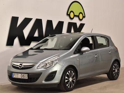 begagnad Opel Corsa 5-dörrar 1.2 ecoFLEX Manuell 85hk
