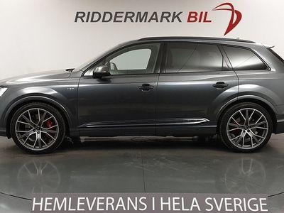 begagnad Audi SQ7 4.0TDI V8 Quattro Euro6 7sits Dvärmare Bang&Olufsen