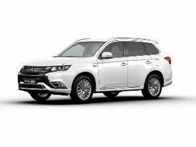 brugt Mitsubishi Outlander P-HEV Business