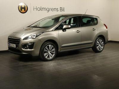 begagnad Peugeot 3008 ACTIVE 1,6 HDi 5D
