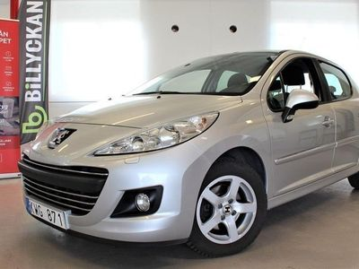 begagnad Peugeot 207 1.6 VTi Ny Besiktigad 120hk