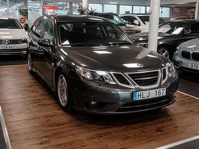 begagnad Saab 9-3 SportCombi 1.8t BioPower Linear 2008, Kombi 69 900 kr