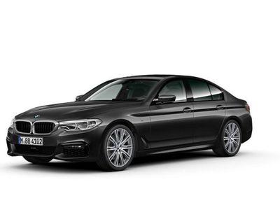 begagnad BMW 520 d xDrive Sedan Innovation Ed (Kampanj)