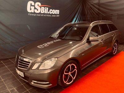begagnad Mercedes E220 CDI Avantgarde AUT