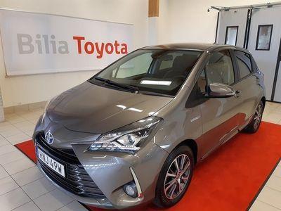 begagnad Toyota Yaris ELHYBRID Y20 1.5 SKATT 2019, Halvkombi 174 900 kr