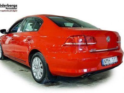 begagnad VW Passat LIM TDI 140 HK Parkeringsvärmare
