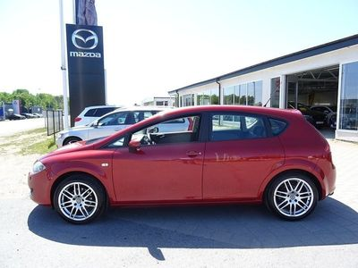 begagnad Seat Leon 1.6 Reference 102hk