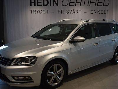 begagnad VW Passat 2.0 TDI R-Line 4Motion AUT 170hk