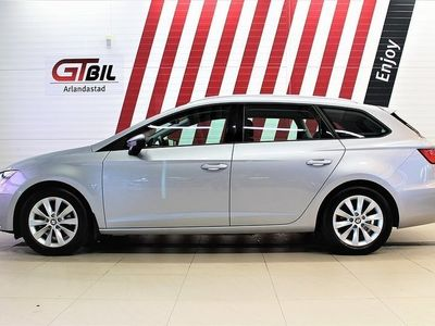 begagnad Seat Leon ST 1,95% SOMMARKAMPANJ! 1.0 TSI Eu6 115hk Apple Carplay