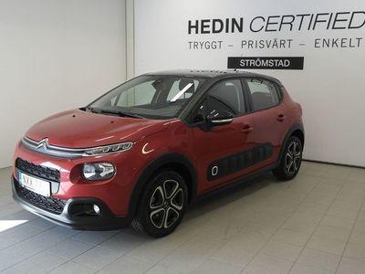 begagnad Citroën C3 PT82 FEEL