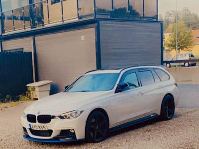 begagnad BMW 335 D XDRIVE