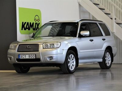 used Subaru Forester 2,0 4WD Automat