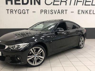 begagnad BMW 435 Gran Coupé d xDrive M-sport