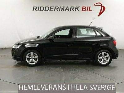 begagnad Audi A1 Sportback 1.4 125hk Proline Euro 6 Nyservad 382kr Skatt!