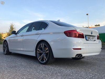 begagnad BMW 520 D Aut F10 SvenskSåld -14