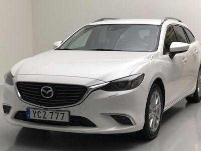 begagnad Mazda 6 2.2 DE Kombi AWD (150hk)