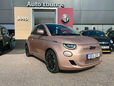 begagnad Fiat 500e BEV La Prima 3+1 Räckvidd 320km