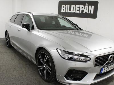 begagnad Volvo V90 D3 R-Design 2020, Kombi Pris 384 000 kr