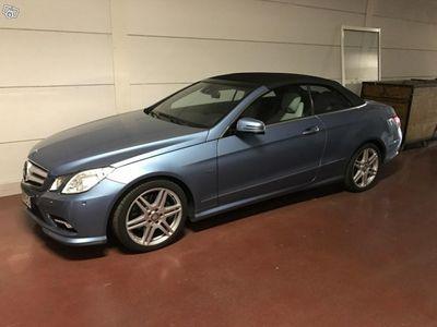 begagnad Mercedes E350 CGI (AMG) -10