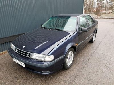 begagnad Saab 9000 A50 CSE 2,3 TURBO. Jubl. -97