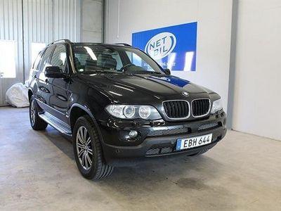 begagnad BMW X5 3.0d. E53 Nav Drag Vhjul 2006, SUV 69 000 kr