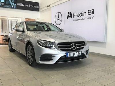 begagnad Mercedes E200 E BenzAMG Värmare Demo 2020, Sedan 423 900 kr