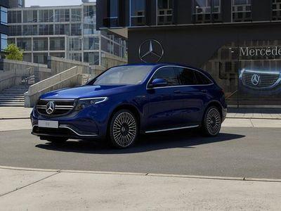 begagnad Mercedes EQC Benz 400 4MATIC SE Edition 2021, SUV Pris 862 700 kr