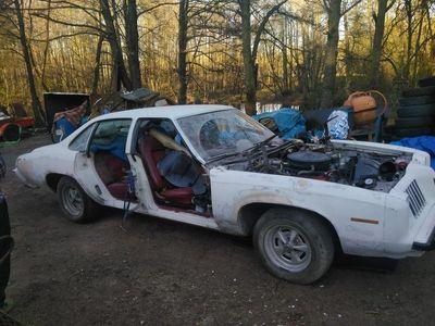 begagnad Pontiac Grand Am V8