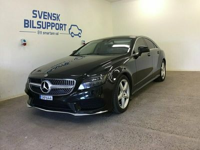 begagnad Mercedes CLS400 7G-Tronic Plus AMG Sport Euro 6 333hk
