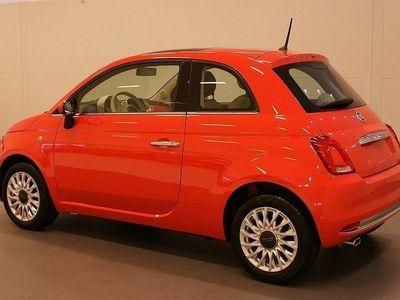 begagnad Fiat 500 Lounge 1.2 /69hk