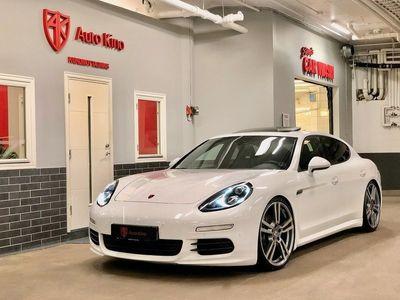 begagnad Porsche Panamera PanameraDiesel MAX UTR MOMSBIL SE SPEC