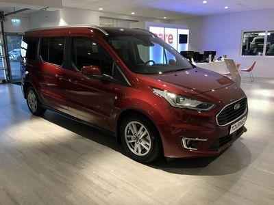 begagnad Ford Tourneo Connect LWB Titanium 1.5 (120hp) EcoBlue -Aut