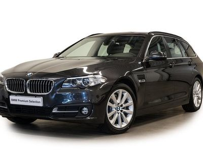 begagnad BMW 520 d xDrive Navi Sport pkt HIFI