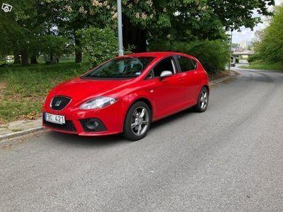 used Seat Leon FR 2,0TFSI 200HK Nyservad -08