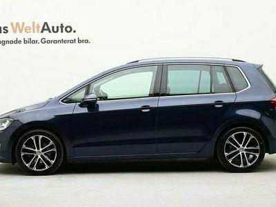begagnad VW Golf Sportsvan TSI150 DSG Plus P-sensorer 2015, Halvkombi Pris 134 900 kr