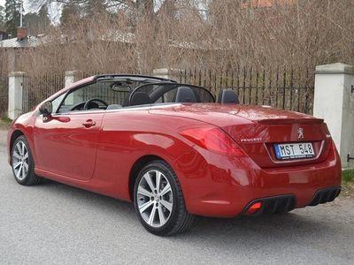 begagnad Peugeot 308 CC 1.6 THP Unik bil körd 2240 mil