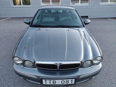 begagnad Jaguar X-type 2.1 V6 157hk Nyservad