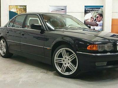 begagnad BMW 740 i Automat -Skinn - Mycket välvårdat skick 2004, Sedan Pris 79 800 kr